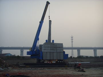 Environmental-Friendly Hydraulic Static Pile Driver for Precast Concrete Pile Foundation