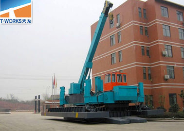 Silent Pile Foundation Equipment 700 Ton Customized Color 1 Year Warranty