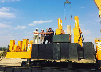 960T Piling Capacity Hydraulic Press In Pile Driver For Big Pile Construction