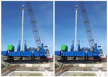 Precast Concrete Pile Driving Multiple Function ISO9001 Certification