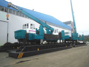 ZYC460 Pile Pressing Machines , Blue Pile Foundation Machine For Phc Pile